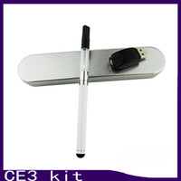 버드 터치 o 펜 CE3 키트 퍼프 플러스 왁스 오일 분무기 기화기 펜 카트리지 E 담배 카트리지 증기 0.3 0.5 1.0ml 0268019-1