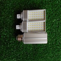 G24 LED pl lamp 7w AC 85- 265V LED downlight bulb lamp light ...