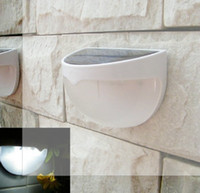 태양 광 전원 Hemispheric 램프 절약 효율적인 밝은 6LED 실용적인 정원 벽 경로 야외 Hemispheric 라이트 램프 4PCS