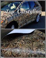 Realtree камуфляж винил wrap трава лист камуфляж мшистый дуб автомобиль wrap пленка фольга для стайлинга кожи автомобиля покрытие наклейки
