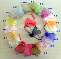 Jewelry Bags MIXED Organza Jewelry Wedding Party Xmas Gift B...