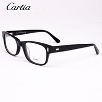 Carfia 5232 plank acetate Optical Frame Natural Legs PC Fram...