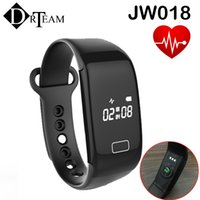 JW018 Heart Rate Monitor Smart Bracelet Bluetooth 4. 0 Passom...