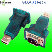 무료 배송 GRAS USB RS232 PL2303 시리얼 Gareth USB9 핀 시리얼 라인 USB COM 시리얼 라인