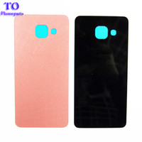 10pcs lot Original Back Glass Door for samsung Galaxy A3 A31...