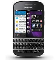 بلاك بيري Q10 الهاتف الأصلي بلاك بيري Q10 8.0MP الهاتف 2 جيجابايت RAM 16GB ROM QWERTY الهاتف المحمول المجدد