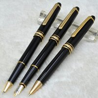 Alta Qualidade 163 Bright Ballpoint Pen / Roller Ball Pen / Fountain Pen Office Papelaria Promoção Promoção Pens Tinta Presente (sem caixa)