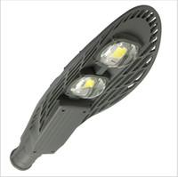 Satılık süper parlak Led Sokak Işık 50W 100W 150W Sokak Lambaları Lamba Su geçirmez IP65 Streetlight Endüstriyel Işık Dış Aydınlatma