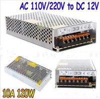 2pcs 높은 품질 LED 스위칭 전원 공급 장치 LED 전원 공급 장치 12V 10A / 15A / 120W 180W 변압기 100-240V