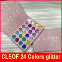 Spot 2017 New Brand CLEOF Cosmetics Flash Eye Shadow Palette...