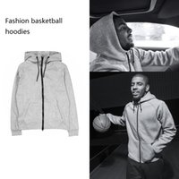 New Thin Basketball Sportwear Men Women Hoodies Sweatshirts ...