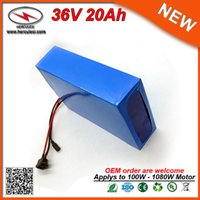 Ebike Batteriewechsel 36V 20Ah (720Wh) Lithium-Akku 18650 Li-Ionen-Akku 30A BMS Für Motor 1000W 750W 500W