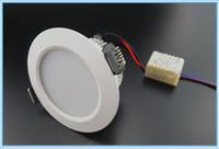3 w-18 w led downlight rodada teto LED recesso SMD5730 lâmpadas plafond para iluminação interior AC85-265V CE RoHs certificado