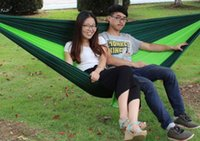 AOTU AT6737 Hammocks Parachute 2 People Sleeping Hammock Out...
