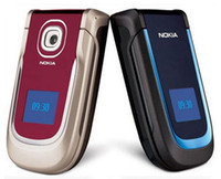 Восстановленный оригинальный Nokia 2760 разблокирован сотовый телефон Bluetooth MP3 видео FM-радио Java игры 2G GSM900 / 1800
