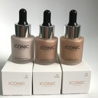 Brand ICONIC LONDON Liquid Higlighter In Shine Original Shin...
