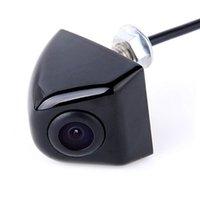 CCD HD Dikiz Su Geçirmez Gece Görüş 170 Derece Geniş Açı Luxur Araba Dikiz Kamera Geri Yedekleme Kamera