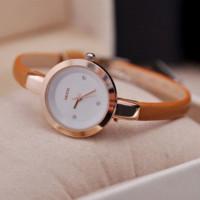 48b17f842cf 2016 nova chegada marca casual watch moda elegante e refinado mulheres  relógio de pulso slim pulseira