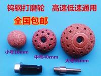 Réparation de pneu de taille moyenne de 40mm broyant / outils de réparation de roue / pneu de polissage grossiers