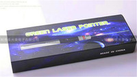 5mW 532nm Vert Rouge Bleu Light Laser Pen Star Cap Pattern Pointeur Laser Pen Avec Star Head Laser Kaléidoscope Light