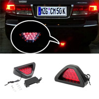 F1 Style Race Car auto led Brake Stop lights lamps Blinking ...