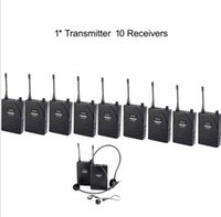 Hot Boutique Recommended UHF Wireless Tour Guide   Translati...