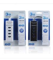노트북 PC / 노트북 / 컴퓨터 주변기기 액세서리 고속 5Gbps의 4 포트 USB 허브 4 포트 USB 3.0 허브 스플리터 어댑터
