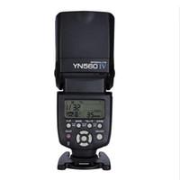 Yongnuo YN560 IV Speedlite + White Diffuser 2.4G Wireless Trigger Flash for DSLR Camera Canon Nikon Pentax Olympus