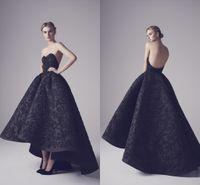 Ashi Studio robes de soirée noires Sexy dos nu bustier appliques paillettes robes de bal élégante Black Swan Foraml robes de soirée