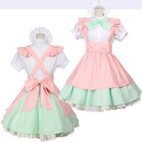 Gros-maid cosplay femmes cosplay maid costume de bande dessinée personnage Sexy Maid Costumes Cosplay Dress pour les femmes