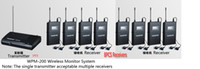 New Stage Monitor System New wireless system wpm- 200 in ear ...