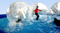 2M المياه كرات رياضة المشي PVC نفخ الكرات zorb الكرة الكرة المياه المشي والرقص كرة الماء المشي على السباحة في الصيف العائمة لعبة