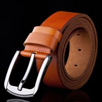 men high quality genuine leather belt luxury designer belts ...