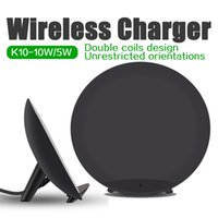 Samsung Qi Wireless Charging Pad 5V2A output Fast Charger Wi...