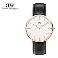 New Mens Daniel watches 40mm Men watches fashion Watches Lux...