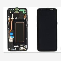 New Test LCD Touch Screen Digitizer With Frame Assembly Part...