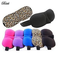 3D Eye Sleep Mask Relaxation Sleeping Eye Covers Masks Eyesh...