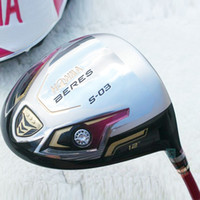 Nuove mazze da golf Honma s-03 3 stelle Golf driver 12 loft Autocarri Graphite Golf shaft L flex Spedizione gratuita