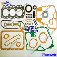 L3E L3E- 61SDH full overhaul gasket kit upper lower set for M...