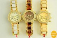 Famosa m marca femminile moda orologio da polso in acciaio inox donne quarzo oro movimento Giappone migliore regalo wacthes