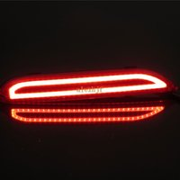 인피니티 Q30 Q50 Q60 Q70 Q70L QX80 2015 ~ ON, 브레이크 턴 신호 경고등 점등 용 LED 라이트 가이드 브레이크 라이트 케이스