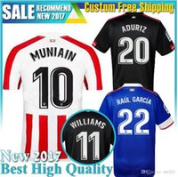 2017 2018 Athletic Bilbao Home Soccer jersey 17 18 SUSAETA G...