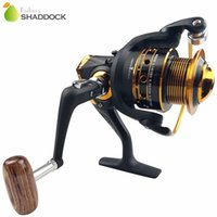 13BB Ball Bearings Matte Black Fishing Reels China Metal Sal...
