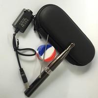 Di alta qualità PUFF penna vape kit con la chiusura lampo caso vaso di cera cera dab tool kit Vaporizzatore kit