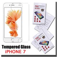 9 h prémio protetor de tela de vidro temperado film guarda para iphone 7 6 6 s plus 5 5S samsung galaxy s8 mais s7 edge note 5 com pacote de varejo