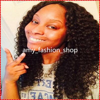 Full Lace Human Hair Wigs Wavy 7A Brazilian Glueless Full La...