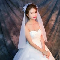Y- O25 Wholesale Veils Real Samples Purple White with light p...