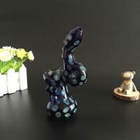 Verre le plus récent Glass Tuyaux de fumée Tuyaux à la main Tuyau de cuillère Pipe Beatinful Aperçu TabacCo Tuyaux de la main Meilleure cuillère haute qualité