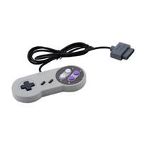 Großhandels-1pcs 16 Bit-Prüfer für Super für SNES NES System-Konsolen-Steuerauflage geben Verschiffen frei