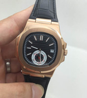 AAA quality automatic men' s Nautilus Rose Gold watch 40...